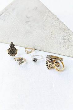Collective Ring Set