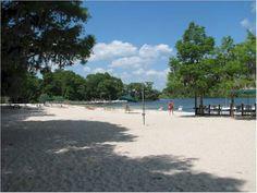Clementine's Beach    Fort Wilderness Resort and Campground