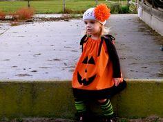 pumpkin pillowcase dress