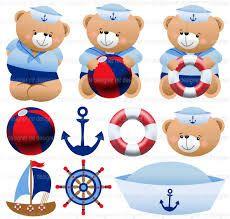 Risultati immagini per ursinho marinheiro