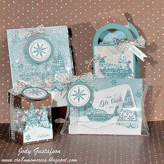 Adorable gift ideas using CTMH's Oct Stamp of the Month