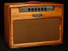 Mesa Boogie Custom Design Gallery for guitar and bass amplifiers