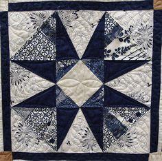 Peney's Star Quilt Block 6   Flickr - Photo Sharing!