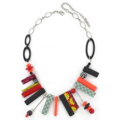 Nouvelle Collection #Noa Les fées papillons - Collier Louna #bijoux #femme #fantaisie #mode