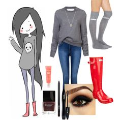 @Jenna Higgins I love this outfit for you! minus the boots...lol