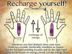 Recharge... Screw the magical ideology..  Think of it in terms of positive vibes #BenefitsofMeditation #ChakraHealing