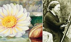 Marianne North defied Victorian convention to paint world's flowers