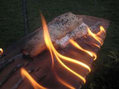Burn salmon, burn...