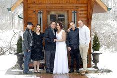 Super snowy Elope Niagara wedding Snowy Wedding, Winter Wonderland Wedding, Chapel Wedding, Christmas Wedding, Bridesmaid Dresses, Wedding Dresses, Christmas Themes, Weddings, Fashion
