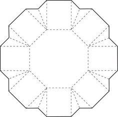 Octagonal Box bottom