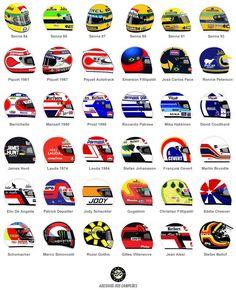 Formula 1 Gp, Racing Helmets, Helmet Design, Stickers, Motogp, Sticker Design, Sheriff, Biscuit, Automobile