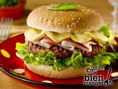 Le Burger savoyard