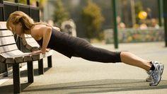 Urban Outdoor Fitness ~ great ideas.