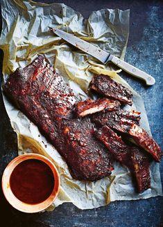 Roasted Tomato Soup, Roasted Tomatoes, Bratwurst Sausage, Smoked Ham, Spicy Chili, Delicious Magazine, Spare Ribs, Veggie Side Dishes, Granny Smith