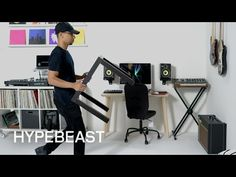 Produce Your Next Album in a Musician's Space Designed by IKEA and HYPEBEAST
