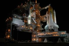 Free Image on Pixabay - Launch Pad, Rocket Launch, Night Chile, La Migration, Hd Space, Wallpaper Space, Hd Wallpaper, Wallpapers, Nasa Photos, Fantastic Voyage, Space Shuttle