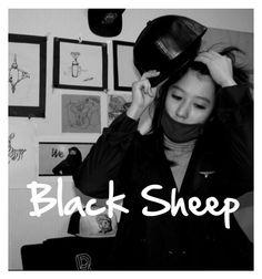 """Black Sheep"" by roman0426 on Polyvore"