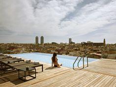 Grand Hotel Central   Five-Star Luxury Barcelona Hotel
