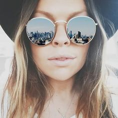46cbf8156a Round Retro Silver Mirror Sunglasses Sunglasses Price