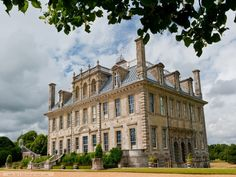 Kingston Lacy, Dorset.  Owner built the house sight unseen while he was exiled in Italy for being gay!