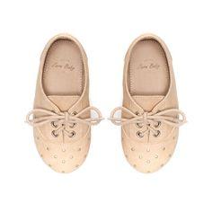 Studded blucher - Shoes - Baby girl - Kids - ZARA United States