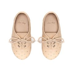 Studded blucher - Shoes - Baby girl
