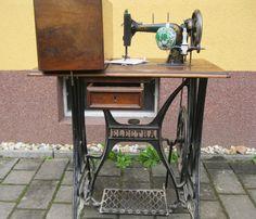 Antike Nähmaschine Elektra - Wertheim | eBay