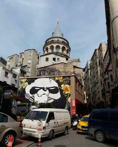 Nedendir bilinmez bugun bile dünyada bir yere kule dikilse hakkında konuşulur efsaneler türetilir. Galata Kulesi de öyle. Oku oku bitmez hayalet hikayeleri. )) #galatakulesi #galatatower #jesus #tower #istanbul #karaköy