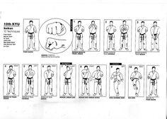 Kyokushin Karate Techniques | Cliquez sur chaque photos pour agrandir