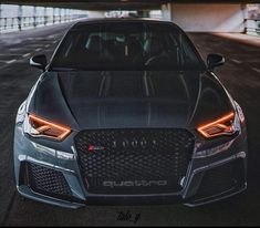 Audi A3 Sedan, Mercedes C63 Amg, Audi Rs3, Best Luxury Cars, Car Manufacturers, Modified Cars, Car And Driver, Cars And Motorcycles, Cool Cars