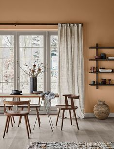 The Scandinavian Interior Colour Trends of 2019 from Jotun Lady Jotun Lady, Comfort Gray, Scandinavian Interior Design, Interior Paint Colors, Interior Painting, Living Room Paint, Living Rooms, Inspiration Wall, Color Of The Year