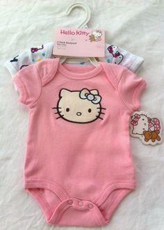 hello kitty baby clothes