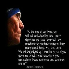Mother Teresa Quotes on life with images, Top inspirational quotation & sayings whatsapp status dp wishes messages one-liners pictures in Hindi FB. Inspirational Quotes Wallpapers, Motivational Quotes, Inspiring Quotes, Positive Quotes, Godly Quotes, Life Quotes, Quotes About God, Quotes To Live By, Mother Theresa Quotes