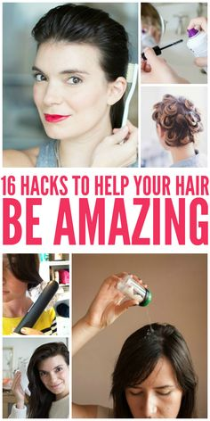 16 Hair Hacks for Am