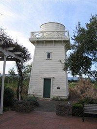 Water tank house - Mountain View, CA - Water Towers on Waymarking.com