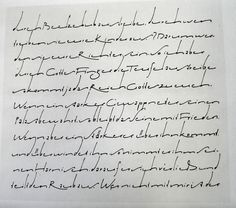 Historical Akim Cursive by Hans-Joachim Burgert ...