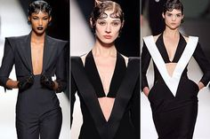 Image detail for -Jean Paul Gaultier's spring-summer 2009 haute couture show in Paris ...