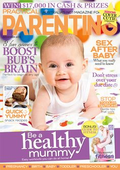Inside the November 2013 issue of Practical Parenting