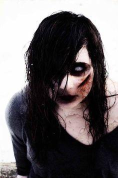 zombie makeup by Sabrina Smith   MY ART