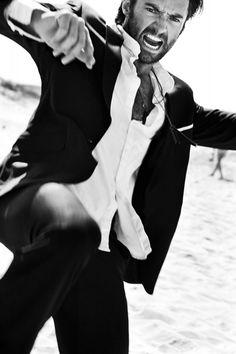 Hugh Jackman, por Be