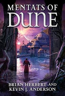 Mentats of Dune  First edition cover It is the second book in their planned Great Schools of Dune prequel trilogy, which itself is a sequel to their Legends of Dune trilogy. Set nearly a century after the events of 2004's Dune: The Battle of Corrin, the novel continues to chronicle the beginnings of the Bene Gesserit, Mentat and Suk Schools, as well as the Spacing Guild, all of whom are threatened by the independent anti-technology forces gaining power in the aftermath of the Butlerian…