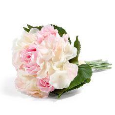Bouquet Hortensia rose