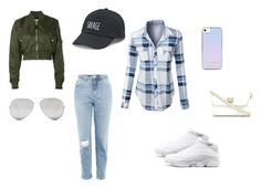 """""""Its neva me"""" by twix-dxciv ❤ liked on Polyvore featuring LE3NO, Topshop, Alpha Industries, Red Herring, SO and Sunny Rebel"""