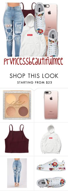 """y'all should follow me on tumblr ✨"" by prvncessbeautifulmee ❤ liked on Polyvore featuring Casetify, Aéropostale and Dolce&Gabbana"