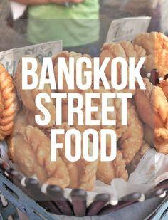 Bangkok Street Food http://www.withhusbandintow.com/bangkok-food-tour/ #Thailand #Travel