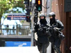 Sydney siege: Gunman issued demands, threats - USA TODAY #Sydney, #Siege