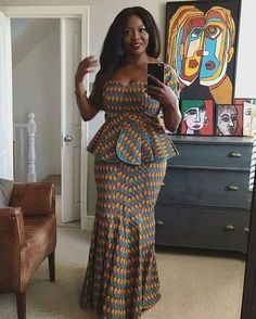 Latest African Print Dress Best African Dress Styles To Try Out African Traditional Dresses, Latest African Fashion Dresses, African Print Dresses, African Dresses For Women, African Print Fashion, Africa Fashion, African Attire, African Women, African Prints