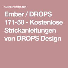 Ember / DROPS 171-50 - Kostenlose Strickanleitungen von DROPS Design