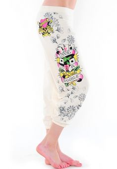 Drawstring Pants For Women-Womens Shorts-Fashion Leggings-Ed Hardy Bottoms Christian Audigier, Short Women Fashion, Clothes Pegs, Pants For Women, Clothes For Women, Drawstring Pants, Leggings Fashion, Bellisima, Jogging