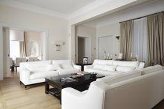 DC HOUSE TYPE: APARTMENT, INTERIOR DESIGN AND FURNITURES LOCATION: ROME, LARGO ELVEZIA PROGRAM: 300 m² INTERIOR DESIGN: Simone Lanaro DESIGN: 2014
